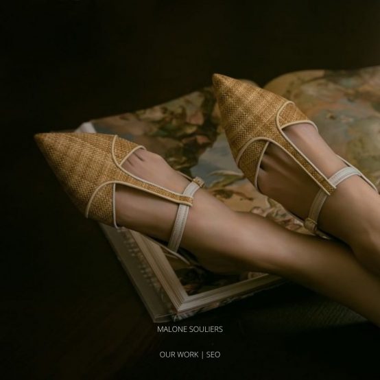 Malone Souliers Our Work SEO