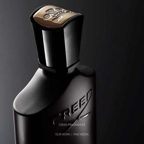 Creed Fragrances Our Work Paid Media