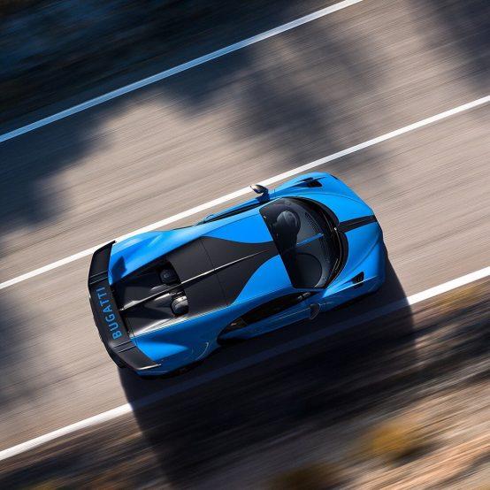Bugatti content creative